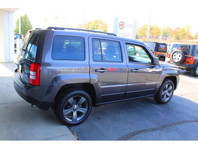 Certified Preowned 2015 Jeep Patriot High Altitude Edition